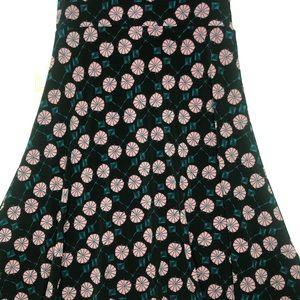 New S LuLaRoe Azure skirt